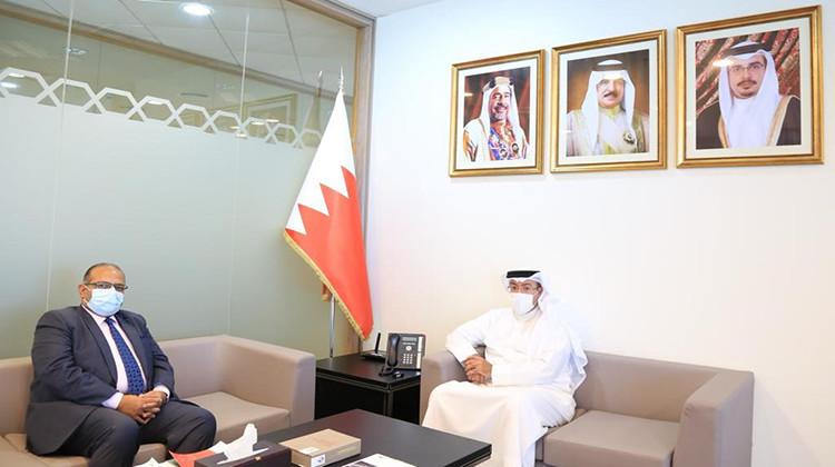 سعادة الشيخ محمد بن خليفة يؤكد على عمق العلاقات مع جمهورية الهند