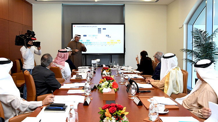 The First Board Meeting of the Real Estate Regulatory Authority