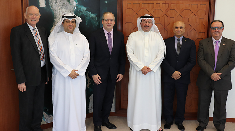 RERA CEO meets with leading global experts on Owners Associations