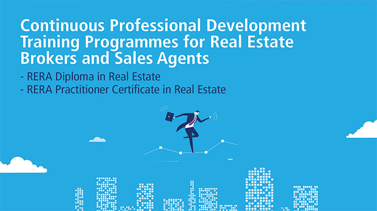 Professionalisation in the Real Estate sector a top priority for the Real Estate Regulatory Authority (RERA)